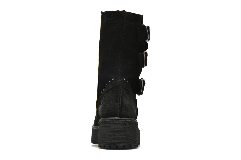 Bottines et boots Coolway Baboon Noir vue droite