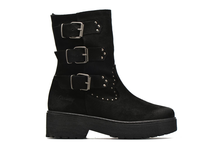 Stiefeletten & Boots Coolway Baboon schwarz ansicht von hinten