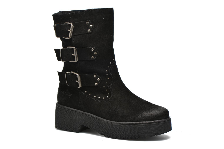 Stiefeletten & Boots Coolway Baboon schwarz detaillierte ansicht/modell