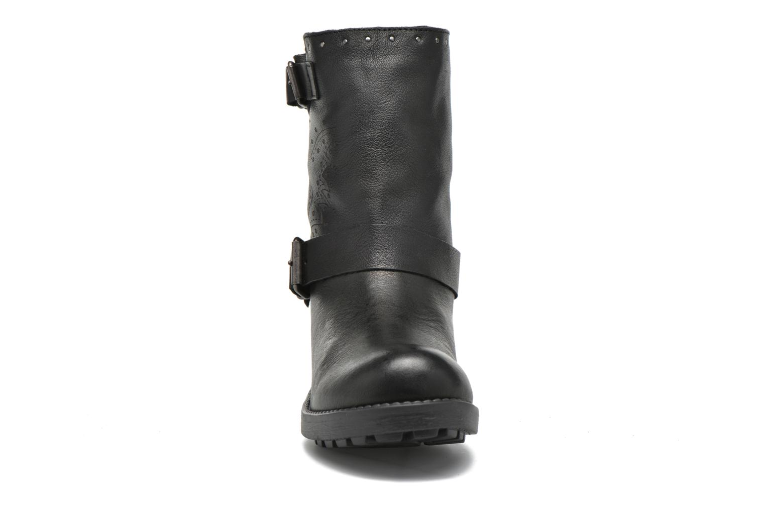 Ankle boots Coolway Barlow Black model view