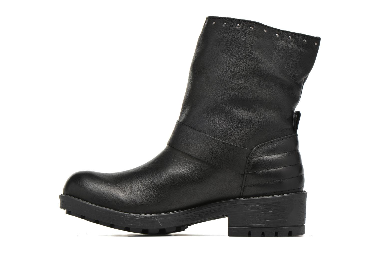 Bottines et boots Coolway Barlow Noir vue face