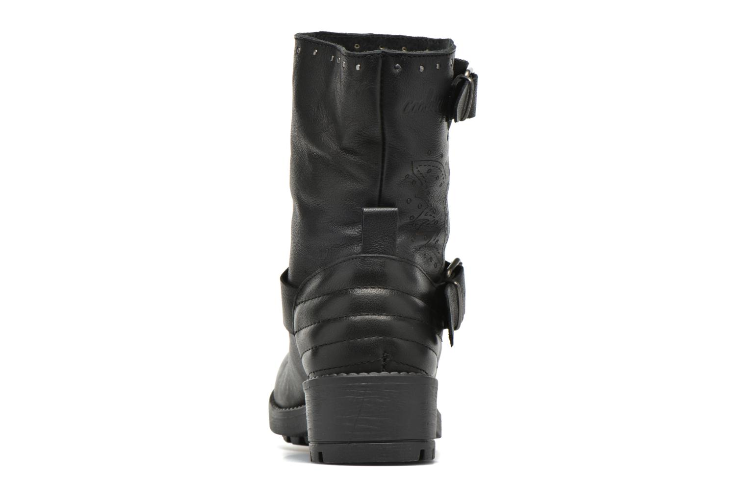Ankle boots Coolway Barlow Black view from the right