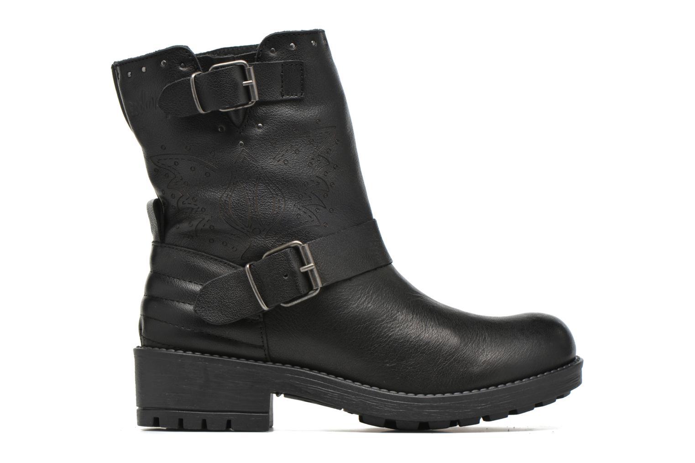 Bottines et boots Coolway Barlow Noir vue derrière