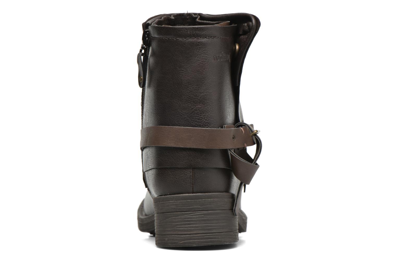 Stiefeletten & Boots Coolway Baru braun ansicht von rechts