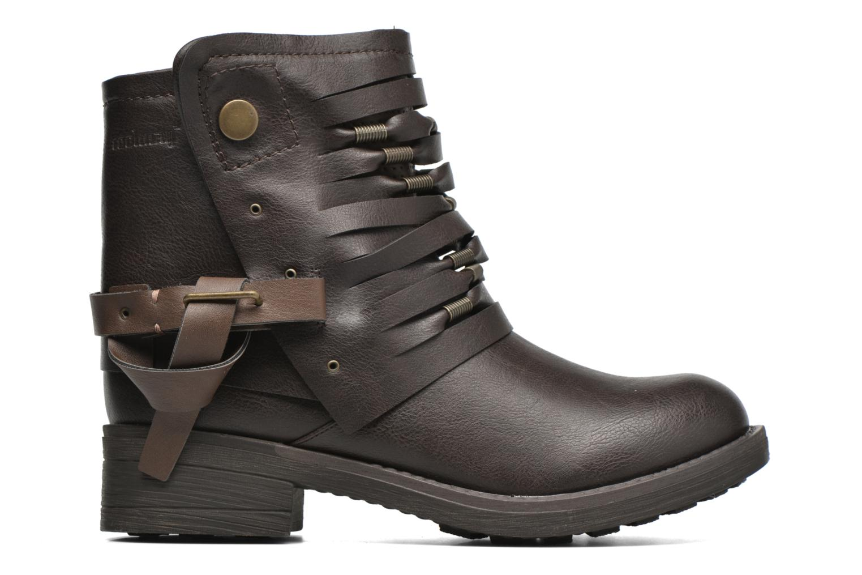 Stiefeletten & Boots Coolway Baru braun ansicht von hinten
