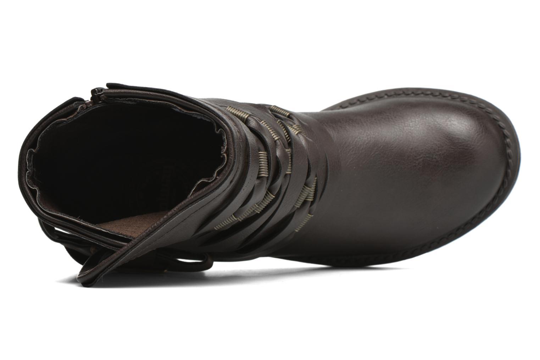 Stiefeletten & Boots Coolway Baru braun ansicht von links