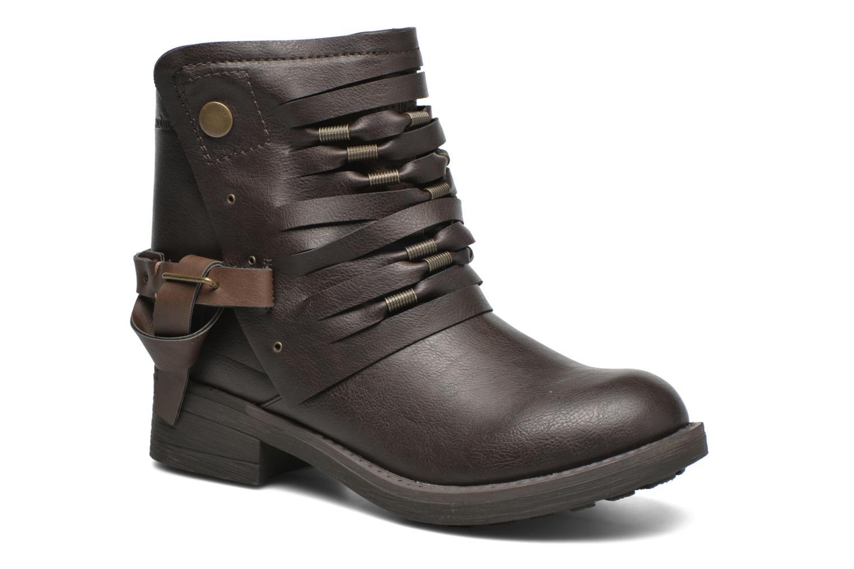 Stiefeletten & Boots Coolway Baru braun detaillierte ansicht/modell