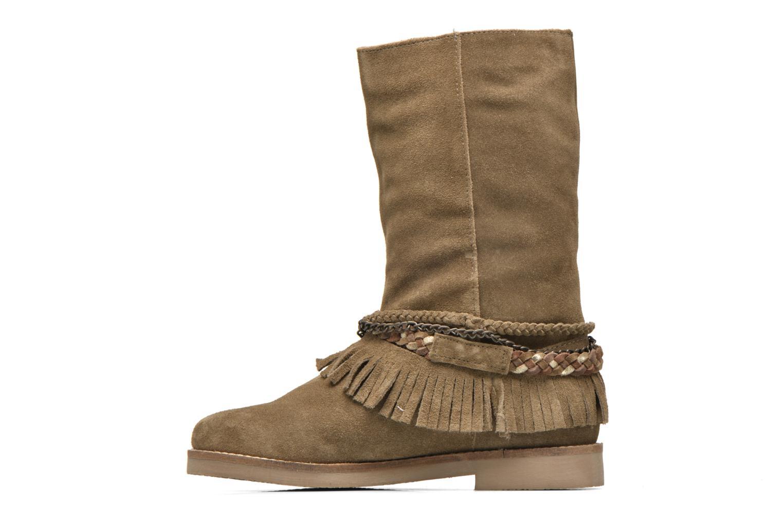 Bottines et boots Coolway Biara Vert vue face
