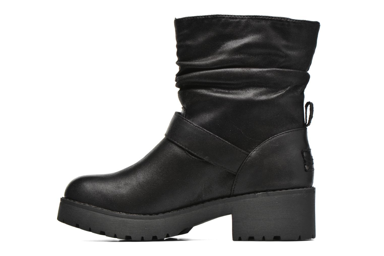 Stiefeletten & Boots Coolway Biker schwarz ansicht von vorne