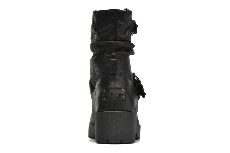 Stiefeletten & Boots Coolway Biker schwarz ansicht von rechts