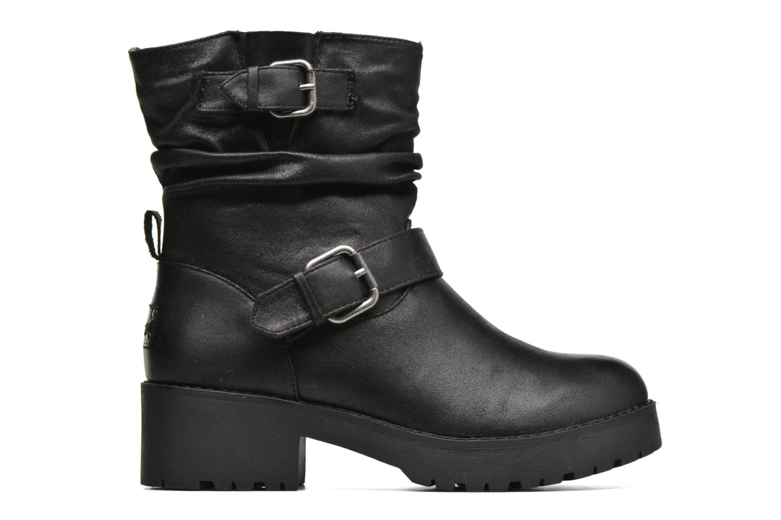 Ankle boots Coolway Biker Black back view