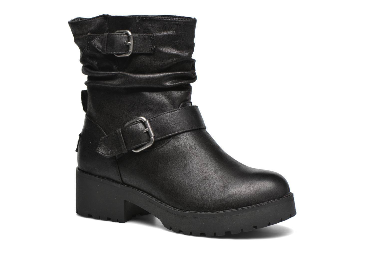 Coolway Biker (Noir) - Bottines et boots chez Sarenza (268758)