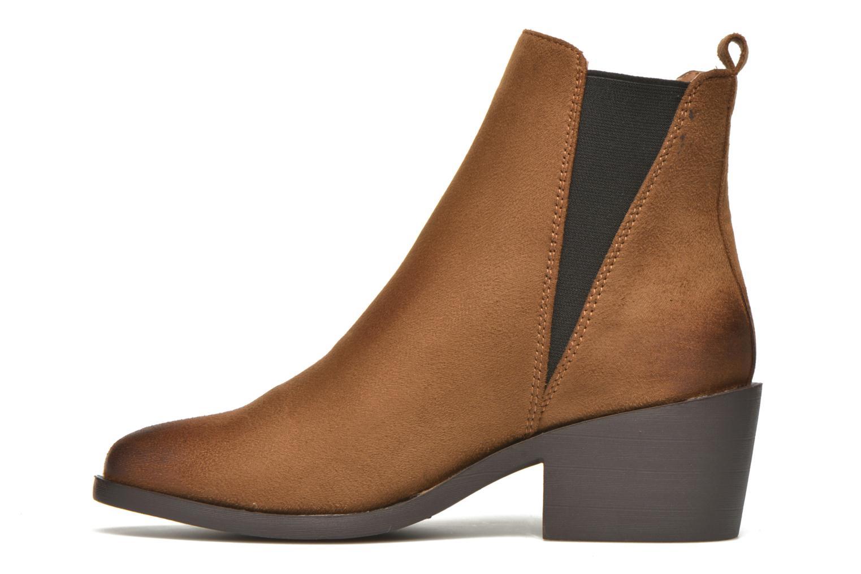 Stiefeletten & Boots Coolway Bowen braun ansicht von vorne
