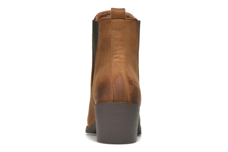 Stiefeletten & Boots Coolway Bowen braun ansicht von rechts