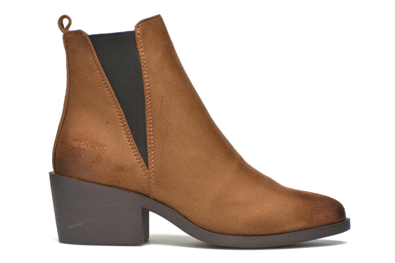 Stiefeletten & Boots Coolway Bowen braun ansicht von hinten
