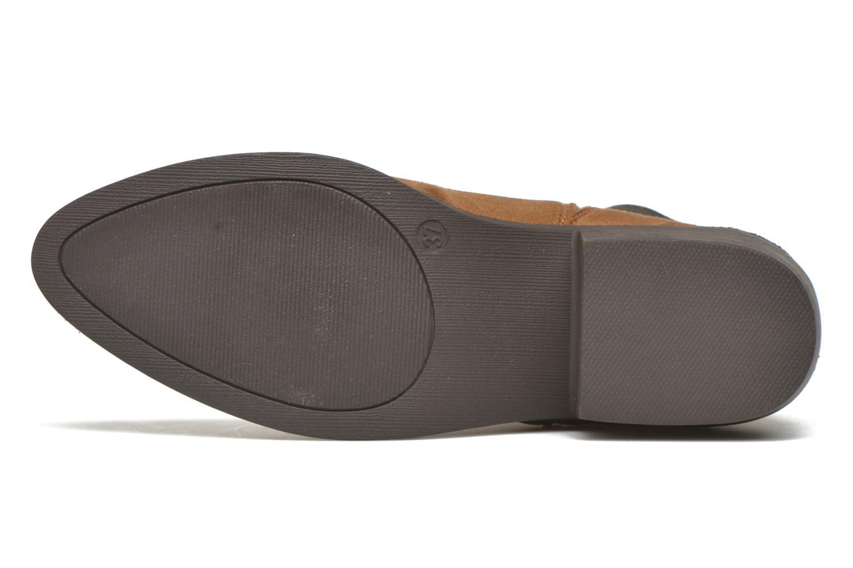 Stiefeletten & Boots Coolway Bowen braun ansicht von oben