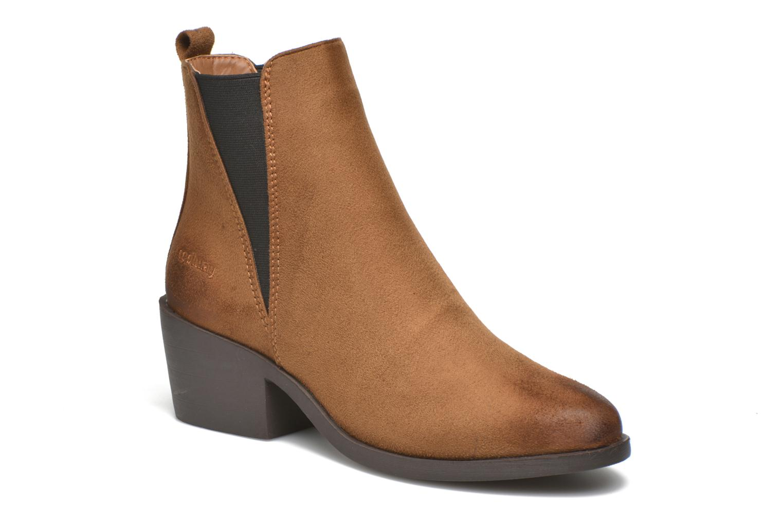 Ankelstøvler Coolway Bowen Brun detaljeret billede af skoene