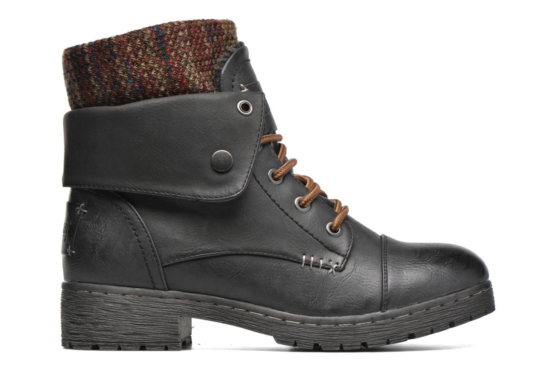 Bottines et boots Coolway Bringit Noir vue derrière