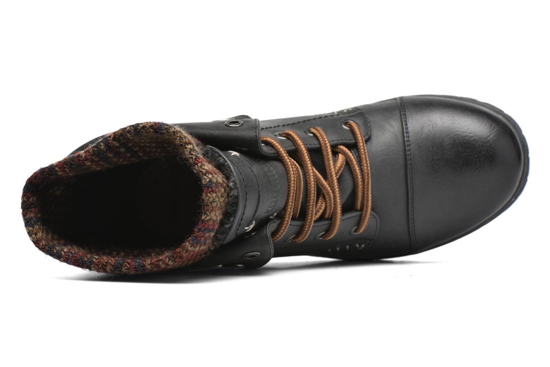 Bottines et boots Coolway Bringit Noir vue gauche