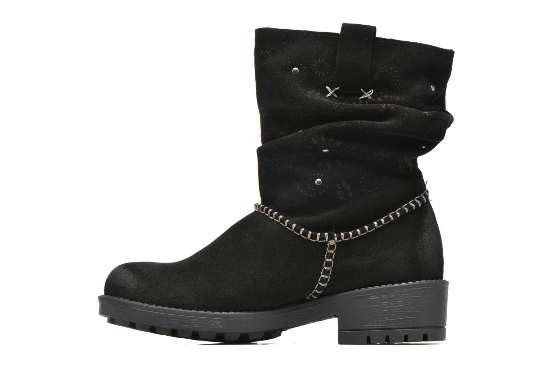 Bottines et boots Coolway Brisi Noir vue face