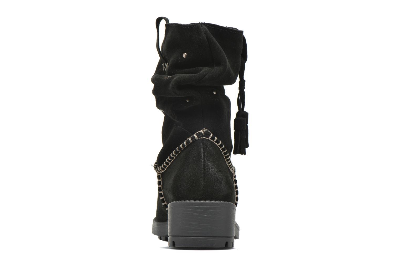 Bottines et boots Coolway Brisi Noir vue droite