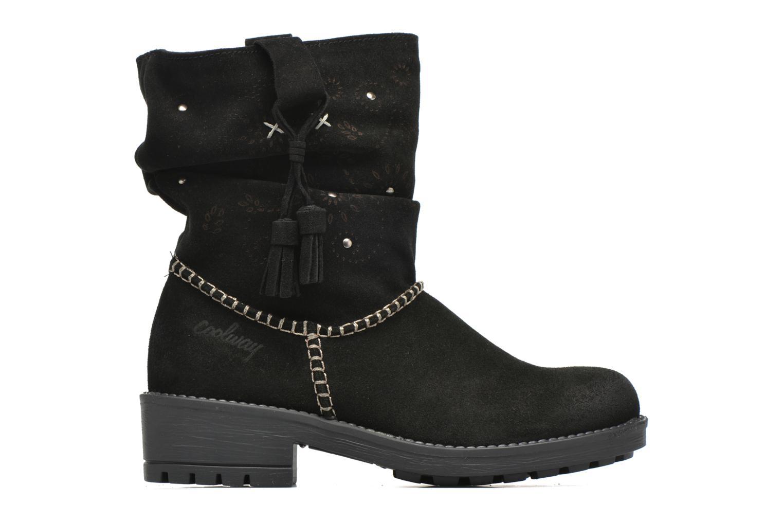 Bottines et boots Coolway Brisi Noir vue derrière