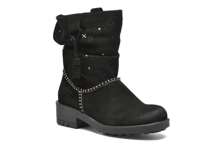 Boots en enkellaarsjes Coolway Brisi Zwart detail