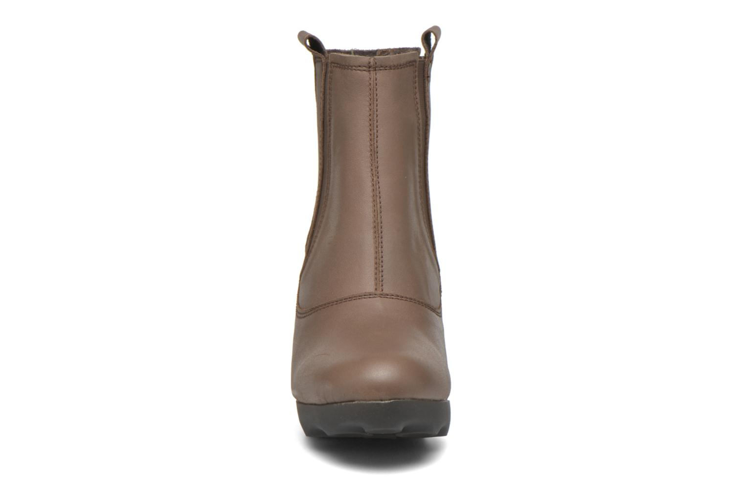 Ankle boots El Naturalista Octopus NC18 Brown model view