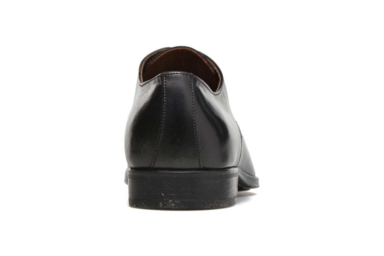 Chaussures à lacets Marvin&Co Thorne Noir vue droite