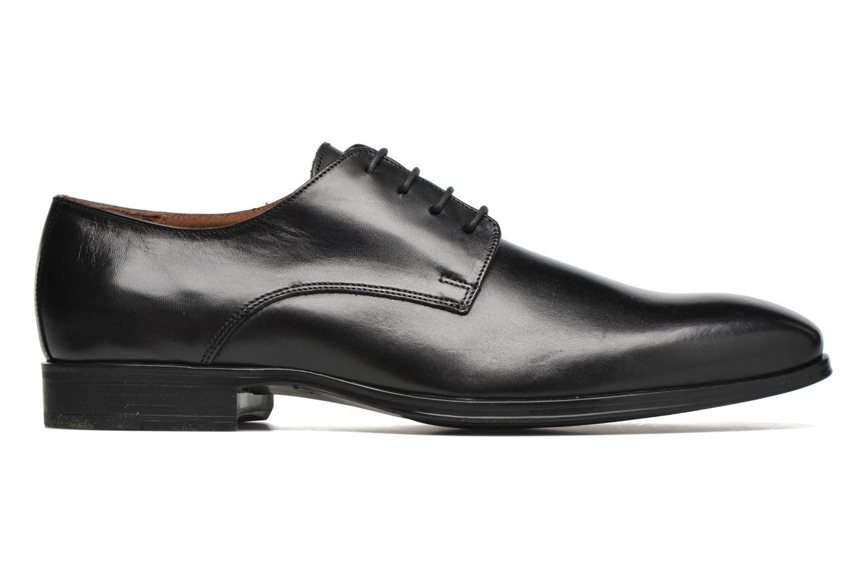 Chaussures à lacets Marvin&Co Thorne Noir vue derrière