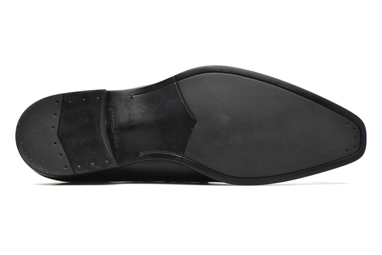 Chaussures à lacets Marvin&Co Thorne Noir vue haut