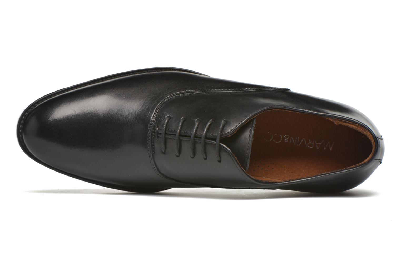 Chaussures à lacets Marvin&Co Tonbridge Noir vue gauche
