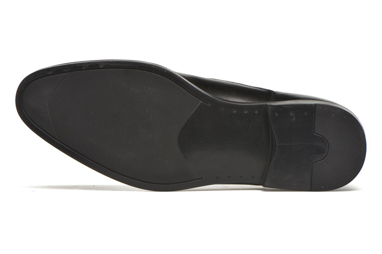 Chaussures à lacets Marvin&Co Tonbridge Noir vue haut