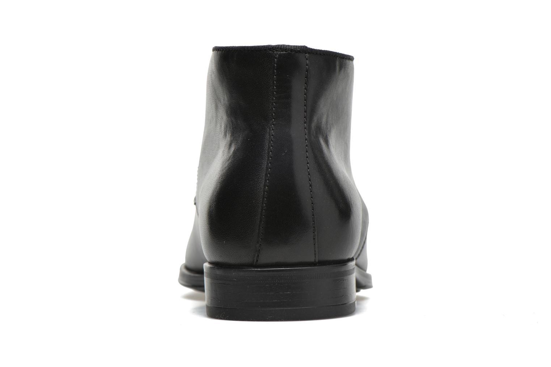 Bottines et boots Marvin&Co Torbay Noir vue droite