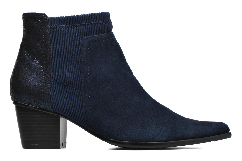 Bottines et boots Madison AYAM *Mul Ch Velour OCEAN Bleu vue derrière