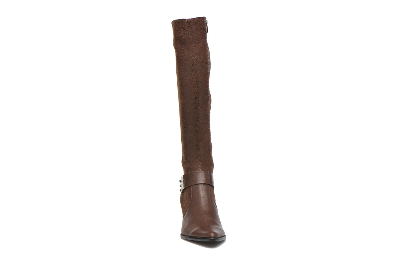 Bottes Madison AYBRUN *Ch Giav.HUMUS/RptSp Marron vue portées chaussures