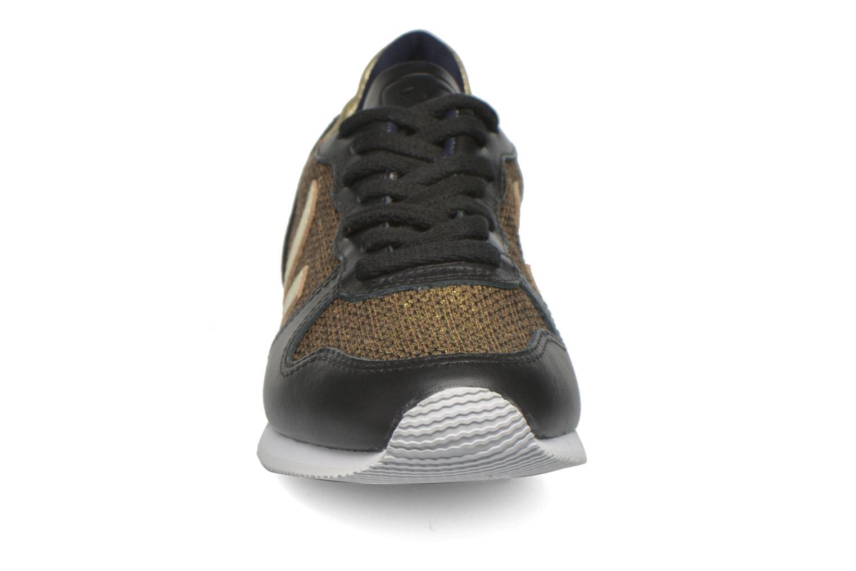 Baskets Veja Holiday Lt Noir vue portées chaussures