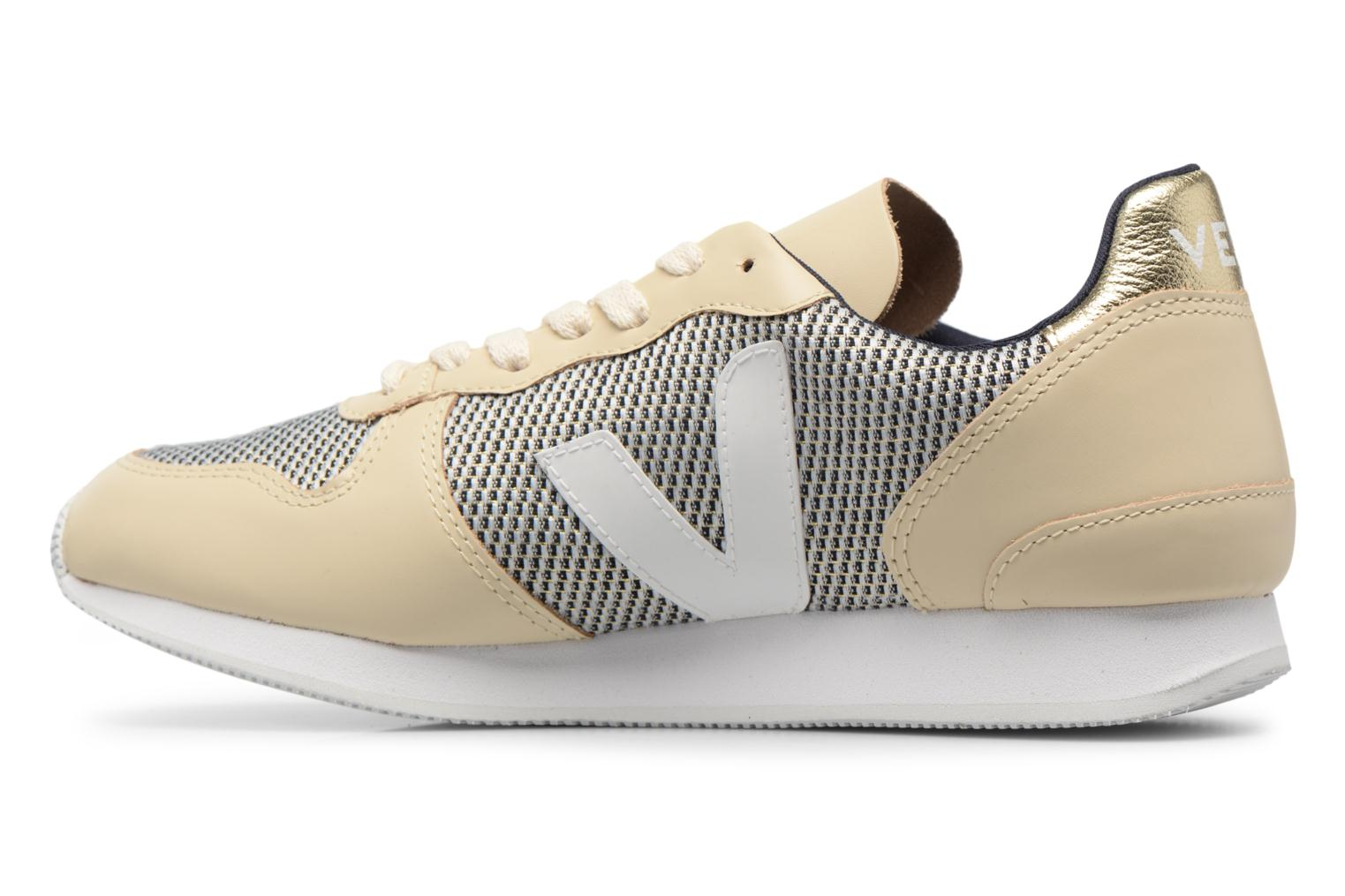 Trainers Veja Holiday Lt Beige front view