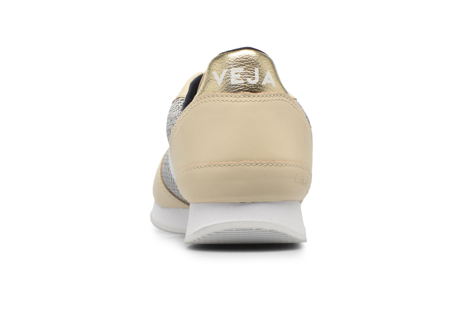 Trainers Veja Holiday Lt Beige view from the right