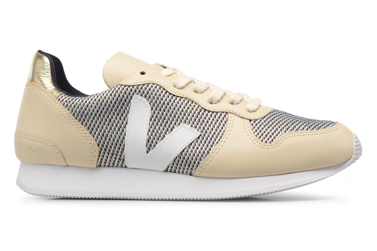 Trainers Veja Holiday Lt Beige back view