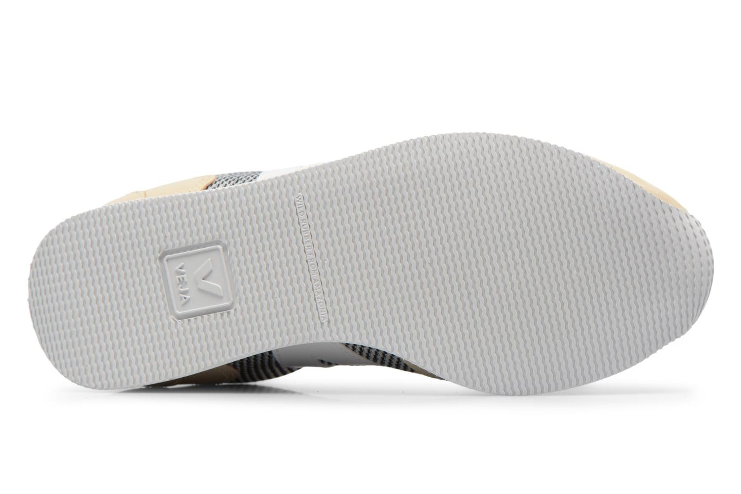 Trainers Veja Holiday Lt Beige view from above