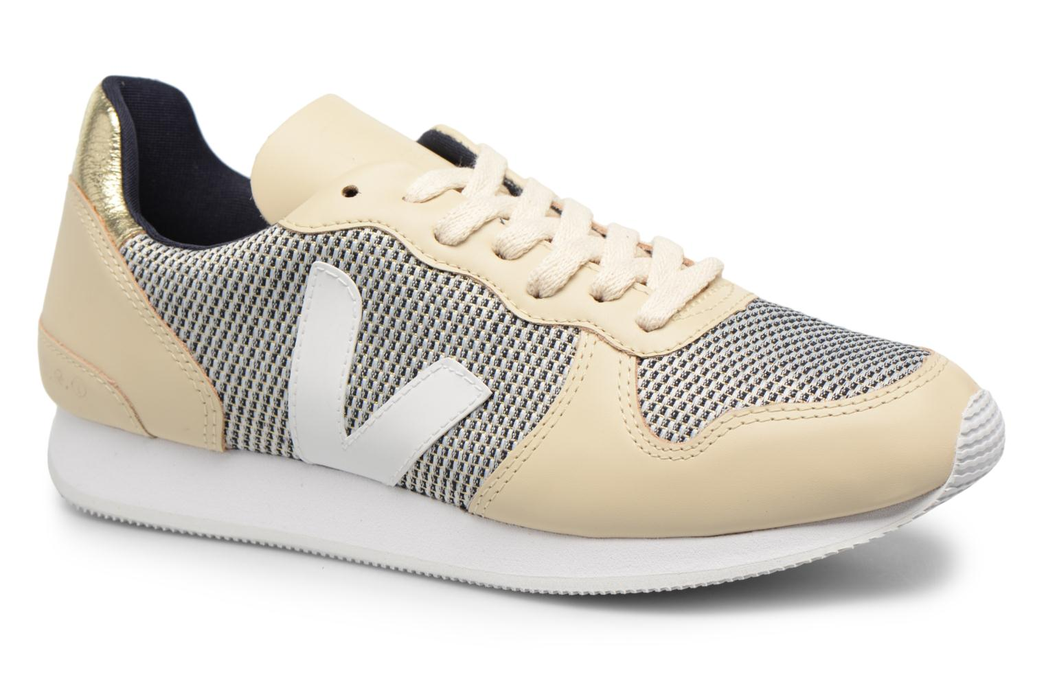 Trainers Veja Holiday Lt Beige detailed view/ Pair view