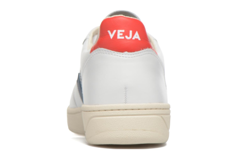 Baskets Veja V-10 W Multicolore vue droite