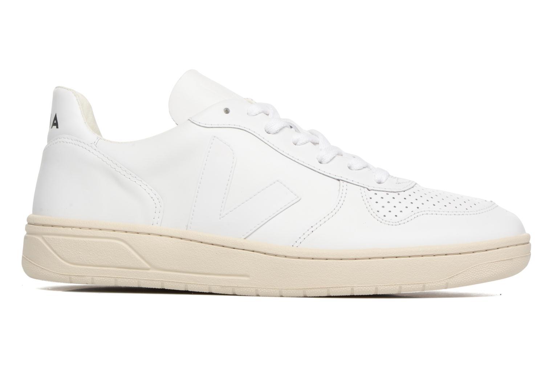Baskets Veja V-10 Blanc vue derrière