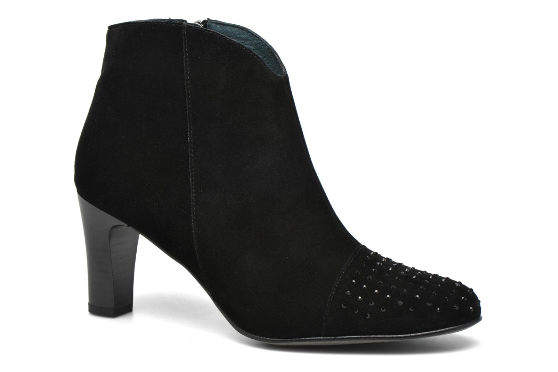 Zapatos promocionales Karston IFLOU *Ch Velours NOIR ~Doubl & 1ere CUIR (Negro) - Botines    Zapatos casuales salvajes