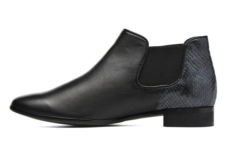 Ankle boots Karston Joyel Black front view