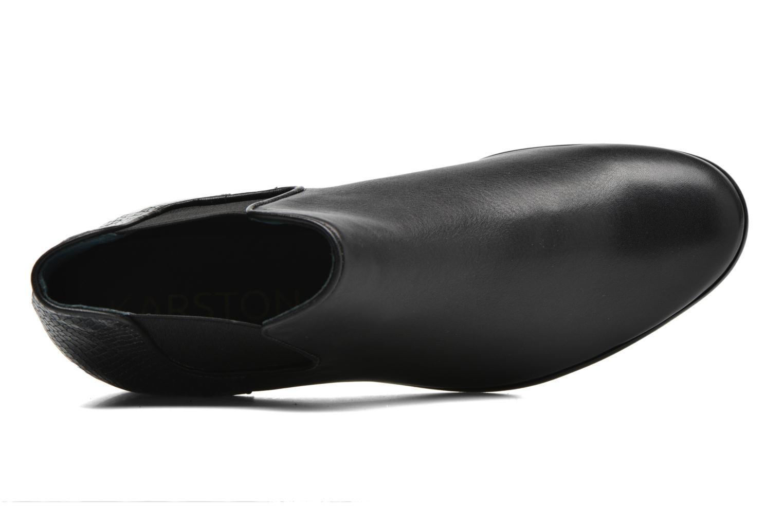 Bottines et boots Karston Joyel Noir vue gauche