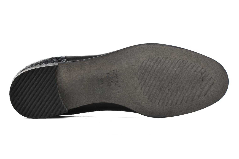 Bottines et boots Karston Joyel Noir vue haut
