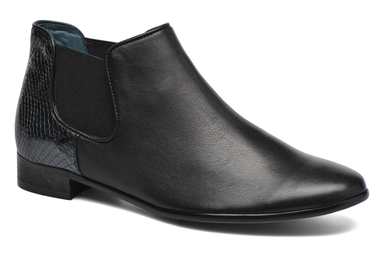 Ankle boots Karston Joyel Black detailed view/ Pair view