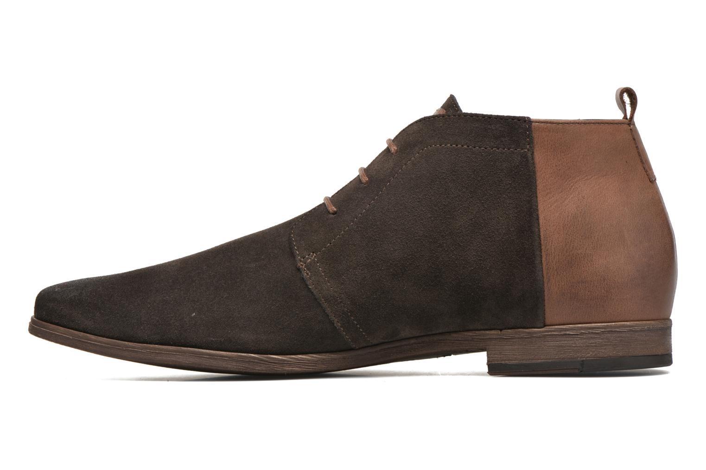 Zapatos con cordones Kost Zepi76 Marrón vista de frente